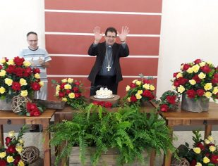 Aniversário Dom Vilson Dias de Oliveira