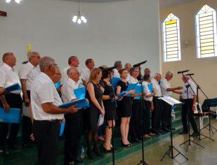 Cantata de Natal na Comunidade Santa Edwiges
