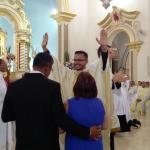 A 1ª Missa do Pe Alex será celebrada nesta segunda-feira dia 18 Dez 2017
