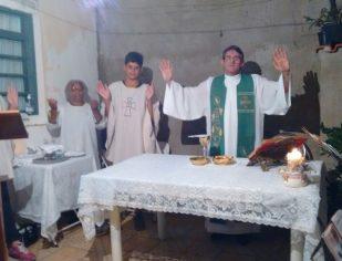 Missa Nas Casas - Comunidade Santo Amaro - Jan/2018