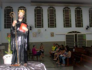 1ª Reunião Catequistas Comunidade Santo Amaro - 2018
