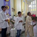 Teste exibir noticia na pastoral