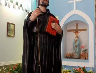 Missa Solene em Honra a Santo Amaro - VIVA SANTO AMARO!