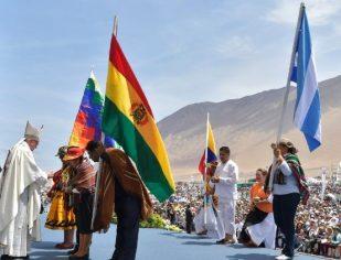 Missa em Iquique: estejamos atentos às situações de injustiça, pede Papa