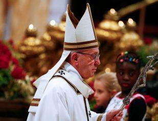 Na hora da Missa: Papa nos ensina em que momento devemos fazer nossos pedidos mais importantes a Deus