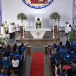 Missa de Abertura da CATEQUESE – 2018. Com Bênçãos para os catequistas e catequizandos.