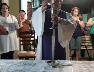 Missa nas casas: Comunidade Nossa Senhora Aparecida