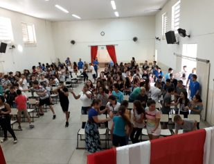 Retiro Catequese - Etapa Crisma 2018