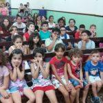 Missa com a Catequese na comunidade Nossa Senhora Aparecida