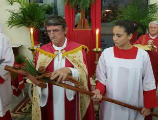Missa do Sábado de Ramos - LINDO LINDO LINDO!