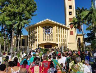 Procissão e Missa: DOMINGO DE RAMOS