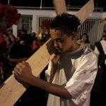 Via Sacra Luminosa com participação Especial da Catequese.