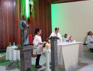 Missa 6º Domingo da Páscoa - Comunidade São Pedro