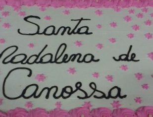 Missa Solene e Procissão em Honra a Santa Madalena de Canossa