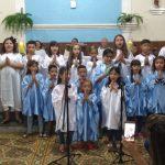 Missa da Catequese com Homenagem Dia das Mães
