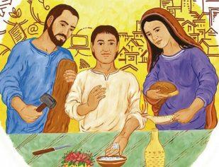 Maria e o Ano do Laicato