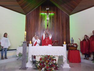 Missa em Honra a São Pedro