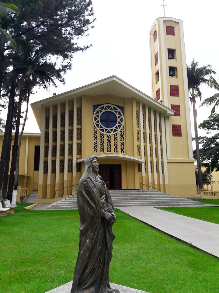 Paróquia Nossa Senhora das Dores - Nova Odessa, SP