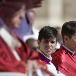 60 mil coroinhas com o Papa Francisco em julho
