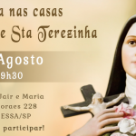 Missa nas casas: COMUNIDADE SANTA TEREZINHA