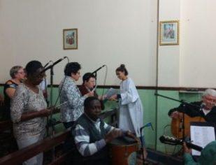 Missa da Catequese Comunidade Nossa Senhora Aparecida