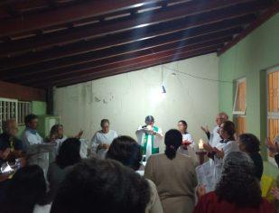 Missa nas casas: Comunidade Santa Madalena de Canossa