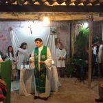 Missa nas casas: Comunidade Santa Edwiges
