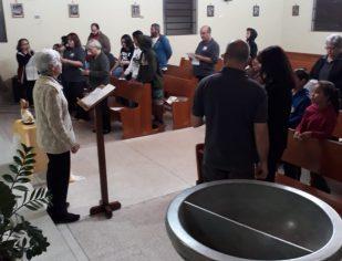 Semana da Familia - Comunidade São Pedro