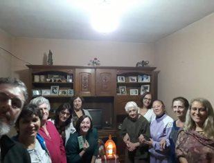 Terço nas casas - Comunidade Nossa Senhora Aparecida