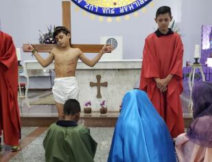 5ª Dor de Maria: Setena Nossa Senhora das Dores 2018