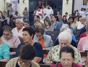 6ª Dor de Maria: Setena Nossa Senhora das Dores 2018
