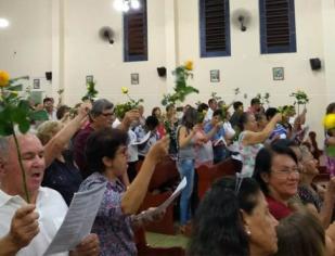 Procissão e Missa Solene em Honra a Santa Edwiges 2018