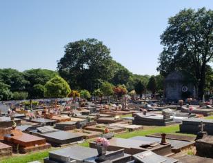 Programação completa de Finados no Cemitério Municipal de Nova Odessa/SP - 2019