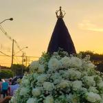 Procissão e Missa Solene da festa de Nossa Senhora Aparecida 2018