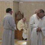 Papa na Casa Santa Marta: evitar uma lista de preços para os Sacramentos
