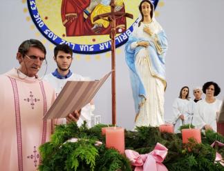 Missa do 1º Domingo do Advento - 2018
