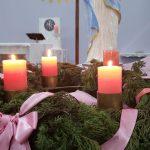 Missa do 3º Domingo do Advento – Acende-se a 3ª Vela(rosa): A Vela do Testemunho