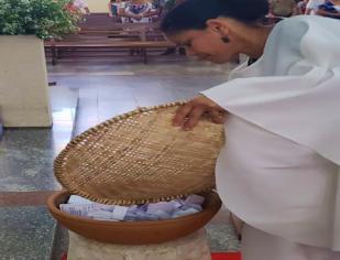 Missa pelos Fiéis e Devotos de Nossa Senhora que deixaram PEDIDOS DE ORAÇÕES no site.