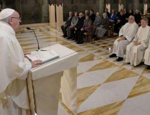 Se você não ama o próximo, não pode amar a Deus, assegura Papa Francisco