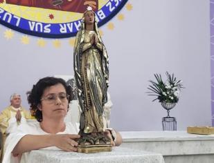 Missa da Solenidade de Maria Mãe de Deus com padre Ocimar Francatto
