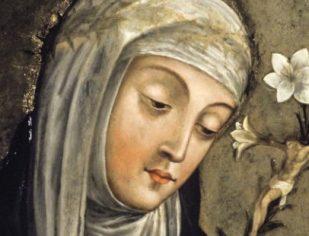 Por onde começar sua vida espiritual? Santa Catarina de Sena responde...