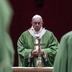 Existe a Misericórdia de Deus, mas também existe a sua ira, diz Papa Francisco