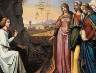 Reflexão para a Segunda-feira do Anjo - Oitava da Páscoa
