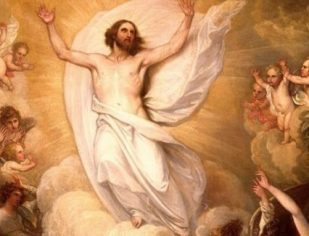 Domingo celebraremos a Solenidade da Ascensão do Senhor