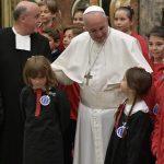 """""""…que toda ação pastoral seja marcada pelo Amor que Cristo tem por cada homem"""", diz Papa Francisco"""