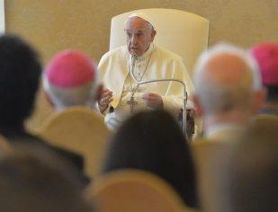 Cultivar vocações não significa procurar novos membros, diz Papa Francisco