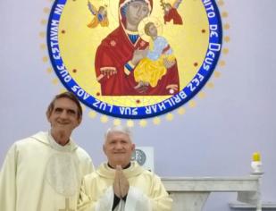 Missa em Ação de Graças pelos 10 anos da Ordenação Diaconal do diácono Dirceu