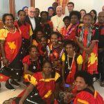 Papa recebe peregrinação de fiéis de Papua Nova Guiné