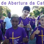 Convite: Missa de Abertura da Catequese