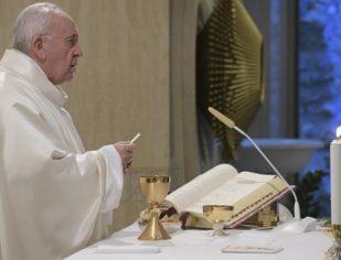O corpo dos cristãos é essencial na comunhão com Deus, afirma Papa Francisco